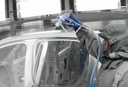 Airspray (Lågtrycksmålning)